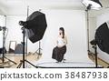 스튜디오 촬영 이미지 38487938