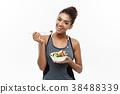 healthy,salad,woman 38488339