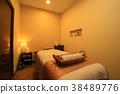 治疗室 床 美容院 38489776