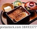 鰻魚飯 鱔魚 日本料理 38493377