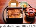 鰻魚飯 鱔魚 日本料理 38493378
