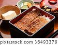 鰻魚飯 鱔魚 日本料理 38493379