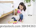 역할놀이,병원놀이,어린이,한국인 38494363