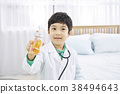 남자, 약병, 의사 38494643