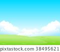 meadow, fresh, verdure 38495621