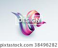 paint vector stain 38496282