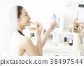 女性化妆美容 38497544
