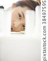 女性美的形象 38497595