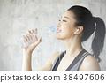 女式運動服 38497606
