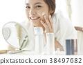 女性美的形象 38497682