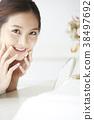 女性美的形象 38497692