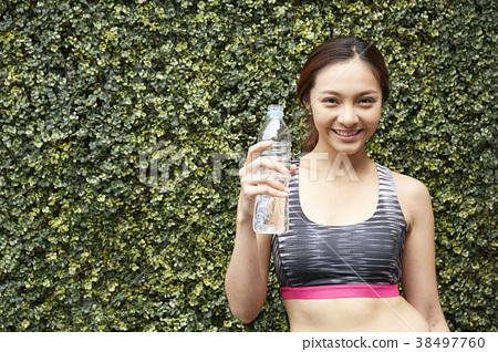 女子體育跑步 38497760