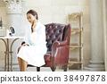 亞洲女人皮膚護理 38497878