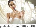 女性化妝美容 38497894