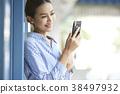 女人商务咖啡馆 38497932