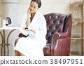 亞洲女人皮膚護理 38497951