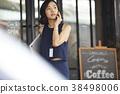 女人商务咖啡馆 38498006