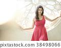 女性美的形象 38498066