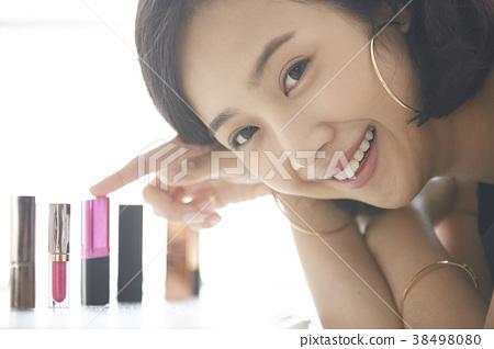 여성 메이크업 뷰티 38498080