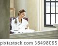 亞洲女人皮膚護理 38498095