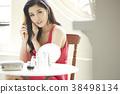 女性美的形象 38498134