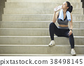 ชุดกีฬาผู้หญิง 38498145