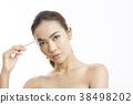 亞洲女性美容系列化妝 38498202