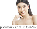 人物 肖像 女生 38498242
