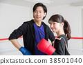 年輕男女(拳擊) 38501040
