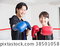 自由搏擊 有氧拳擊 瘦身 38501058