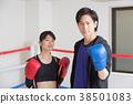 年輕男女(拳擊) 38501083