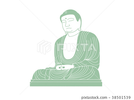 daibutsu, great statue of buddh, great image of buddha 38501539