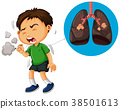 diagram, health, lungs 38501613