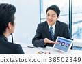 นักธุรกิจ,ธุรกิจ,ภาพวาดมือ ธุรกิจ 38502349