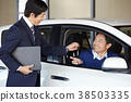 vehicle, customer, key 38503335