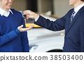 汽車經銷商鑰匙接收鑰匙 38503400