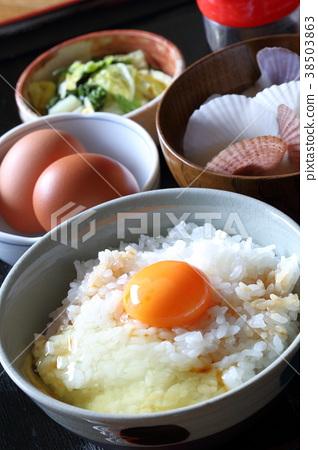 계란 덮밥 38503863