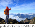 自拍 山峰 邊緣 38504635