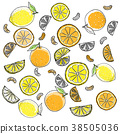 lemon, lemons, orange 38505036