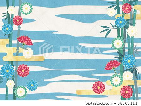 chrysanthemum, chrysanth, sky 38505111