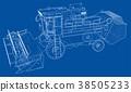 vector, combine, harvester 38505233