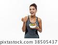 healthy,salad,woman 38505437