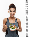 healthy,salad,woman 38505439