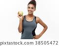 apple,american,woman 38505472