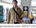 สนามบิน,ผู้ชาย,ชาย 38507143