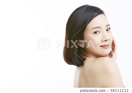 Asian Women's Beauty Series 38511212