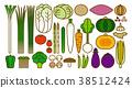 蔬菜 食品 原料 38512424