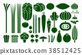 蔬菜 食品 原料 38512425