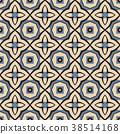 illustration, seamless, pattern 38514168