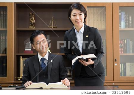律師中間律師辦公室辦公室圖像 38515695